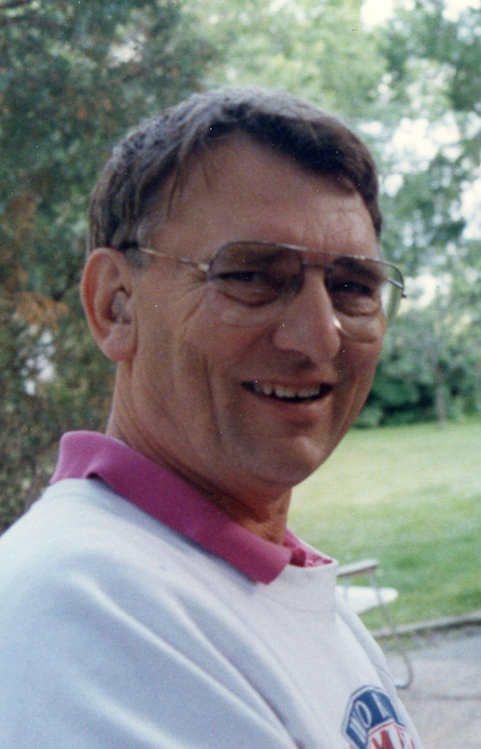 Ronald Frischman, 82, of Wisconsin