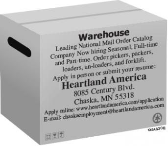 Help Wanted - Heartland America