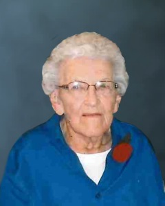 Bernetta I. Alsleben, 95, of Brownton